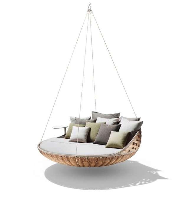 Hanging Basket-Like Beds