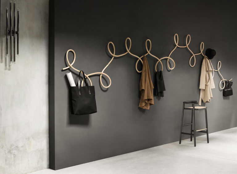 Curvaceous Waltz Coat Racks