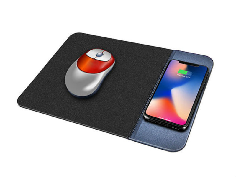 Qi-Enabled Mousepads