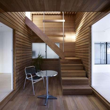 Escher-Inspired Lofts