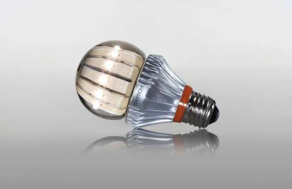 Self-Cooling Eco Bulbs