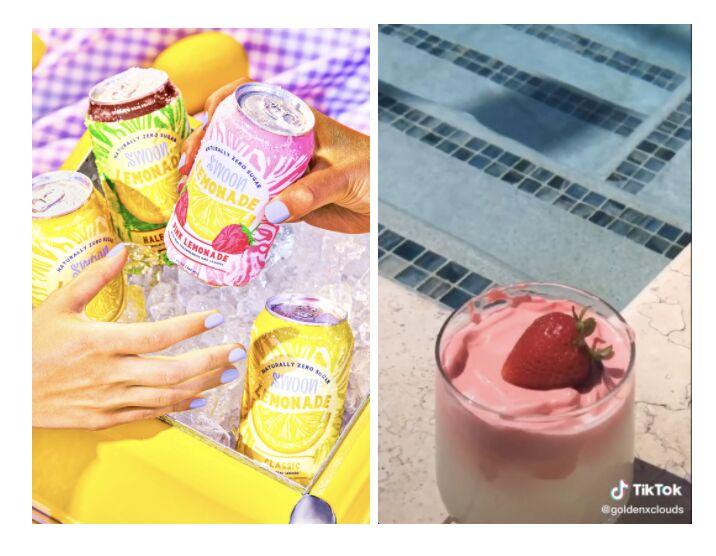 Viral Whipped Lemonade Recipes