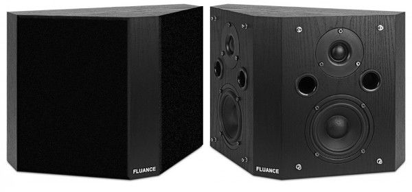 Bipolar Surround Sound Speakers