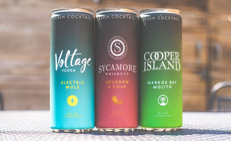 Refreshing Canned Cocktails