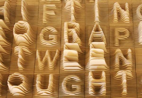 Mountainous Language Art