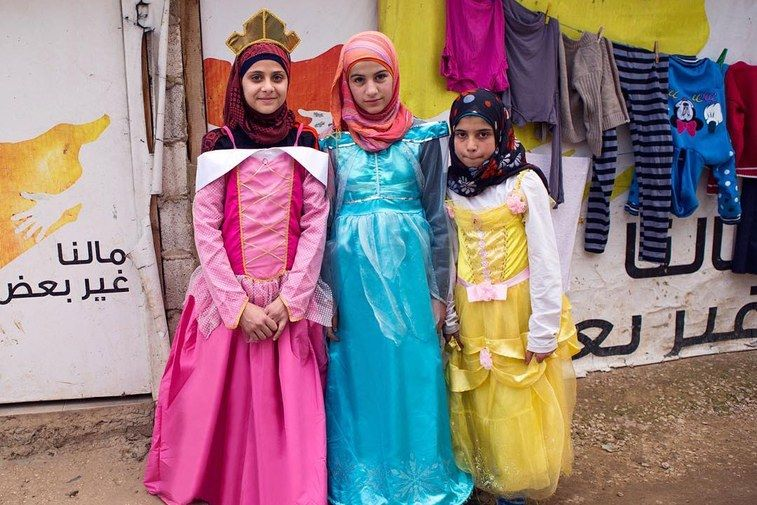 Refugee Princess Photography