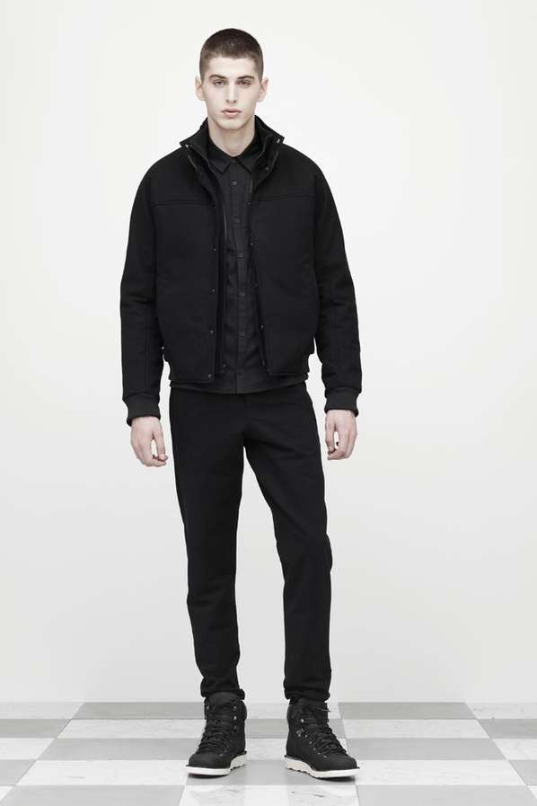 Trends Autumn/Winter 2011 / 2012: Minimalist Style Also in Winter