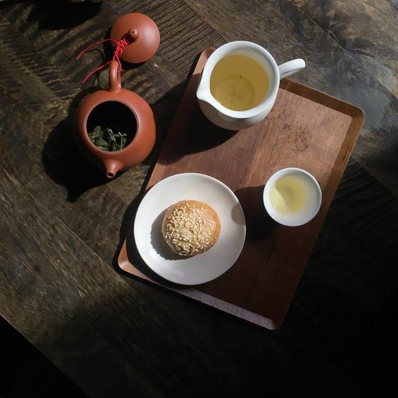 Relaxing Taiwanese Tearooms