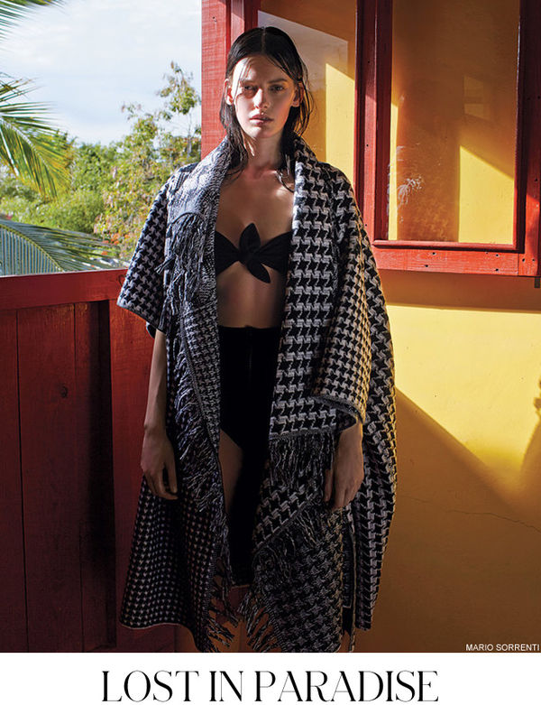 Dishevelled Surf Town Editorials