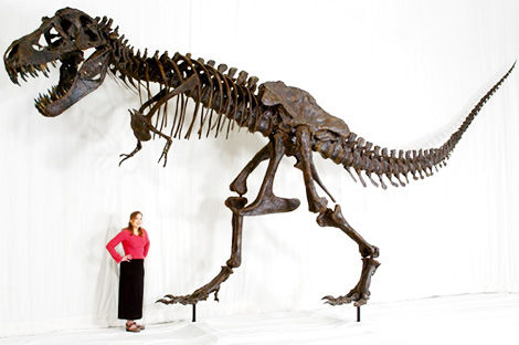 Large Scale Dinosaur Sculptures For The Home
