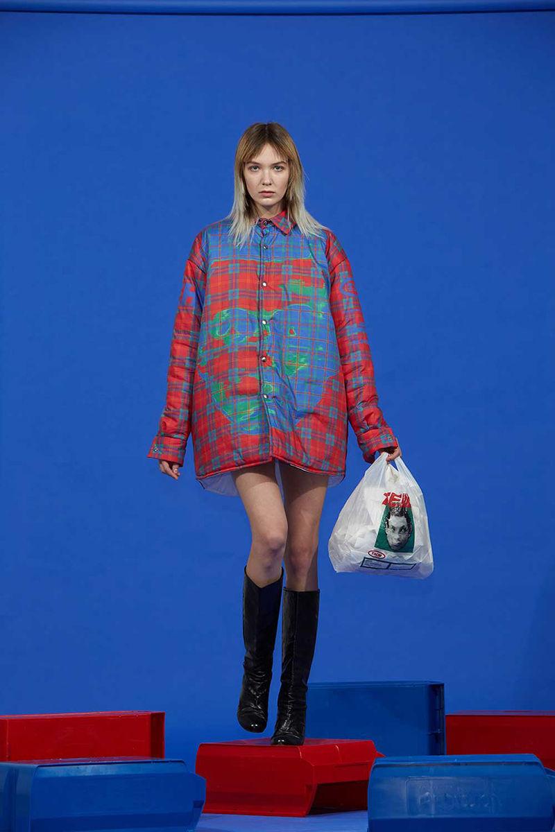 Globalization-Themed Fall Fashion