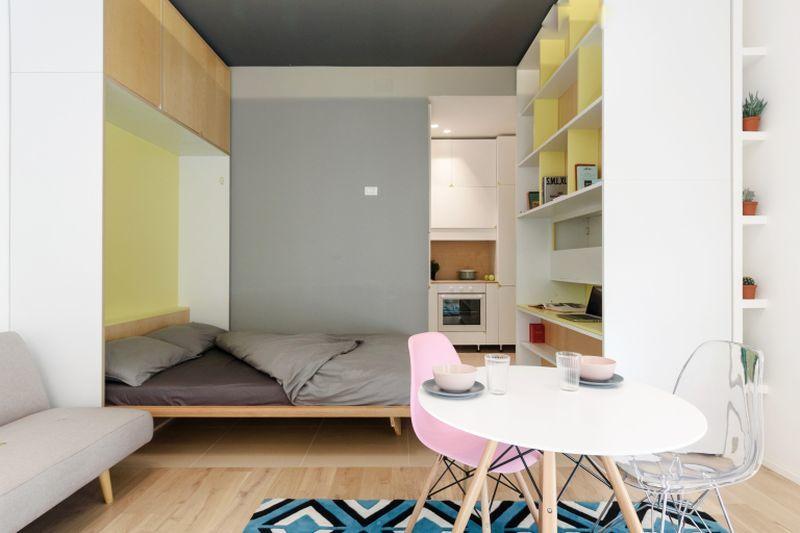 Murphy Bed Ideas Wall Units