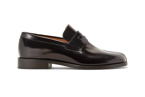 Split-Toe Luxe Loafer