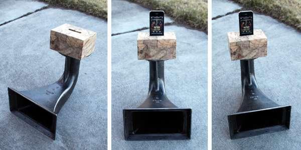 Stand-Alone Speaker Docks