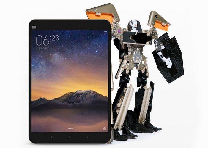 Transforming Tablet Toys