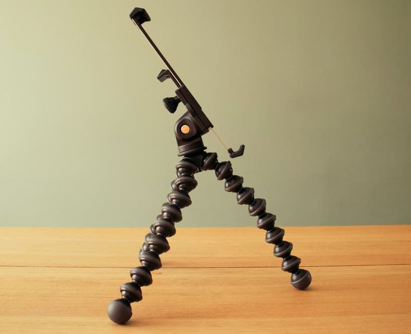 Versatile Tablet Tripods