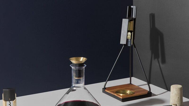 Elegant Tabletop Wine Openers