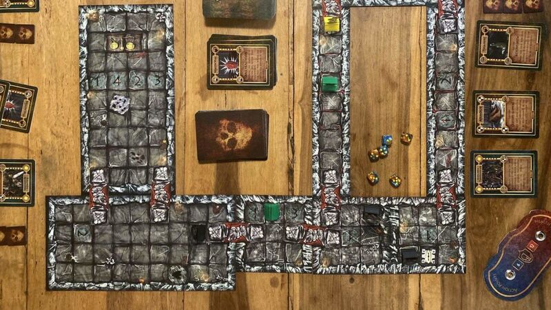 Folklore Tabletop Dungeon Games