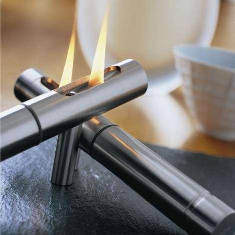 Portable Compact Campfires