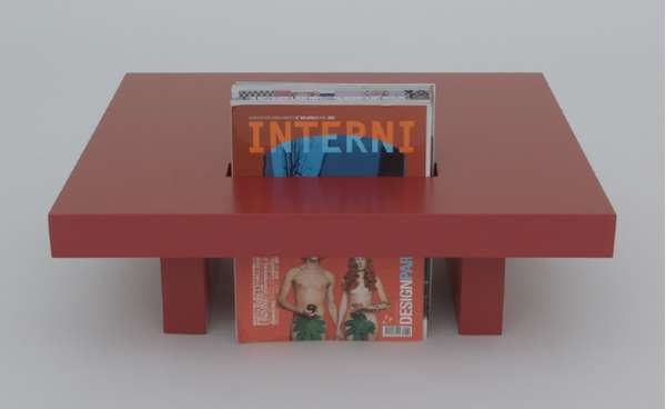 Newsstand Side Tables