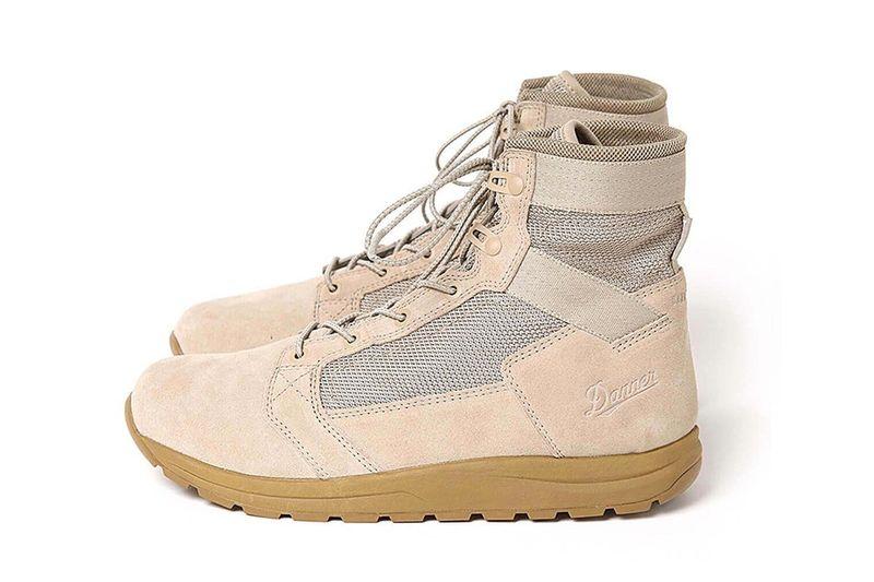 Militaristic Tactical Footwear