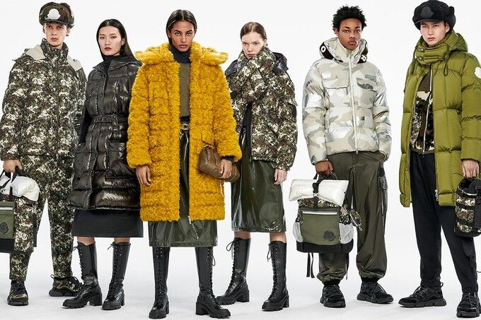Arctic Luxury Bold Outerwear