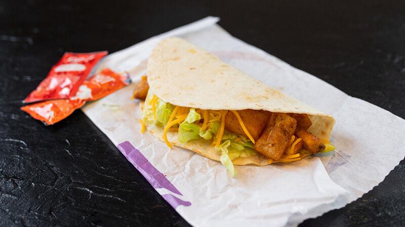 Plant-Based Fast Food Partnerships