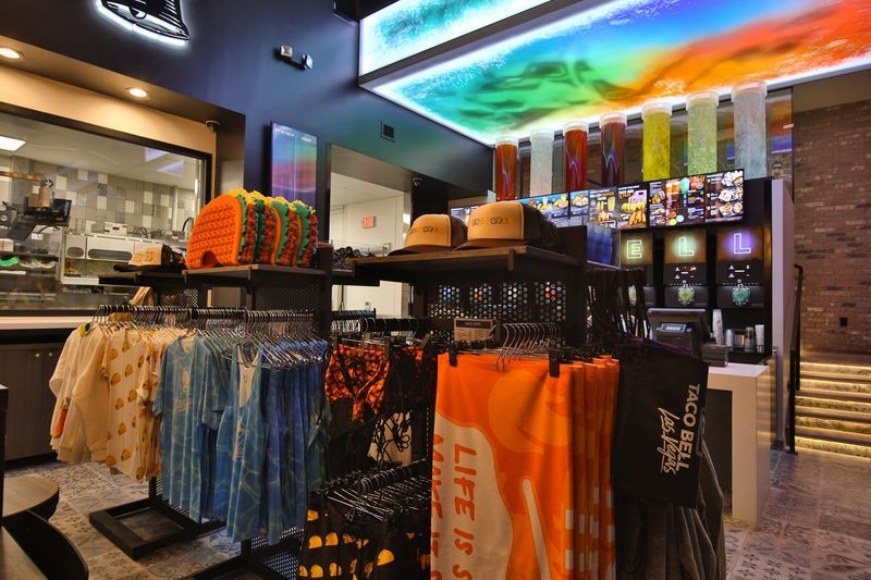 Mexican Restaurant Clothing Retailers