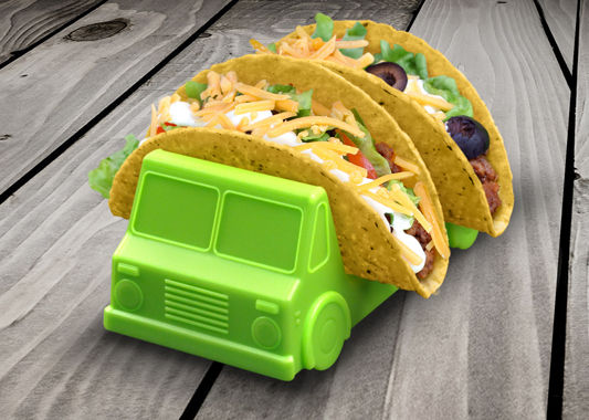 Adorable Auto Taco Stands