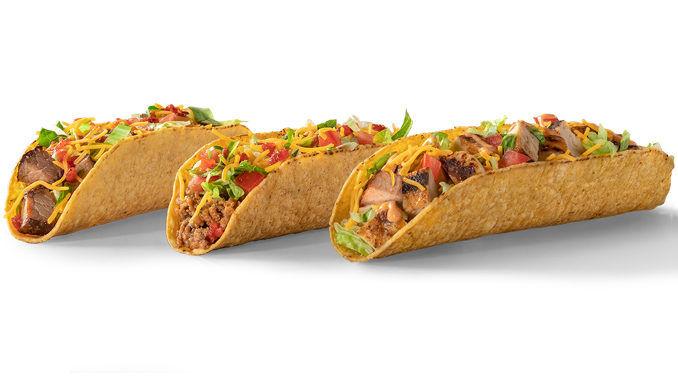 Nine-Inch Aerodynamic Tacos