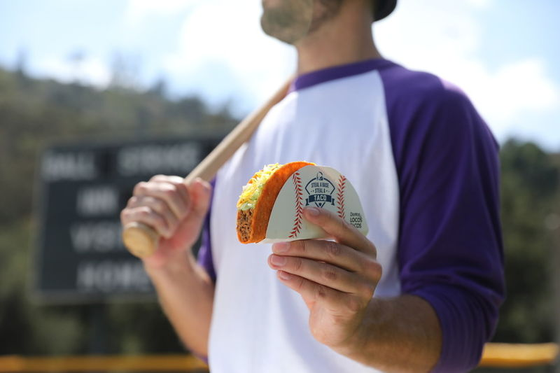 Baseball-Themed Taco Promotions