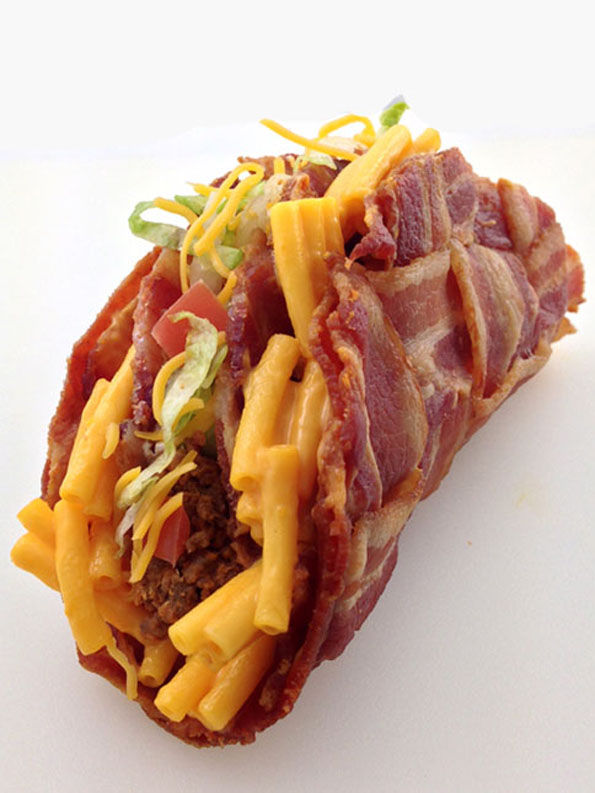 18 Wacky Taco Shells