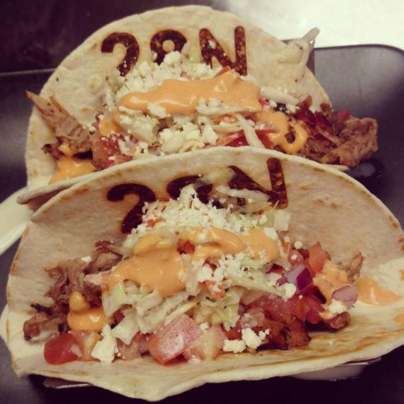 Branded Taco Wraps