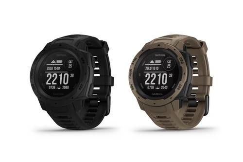 Militaristic Adventure-Ready Watches