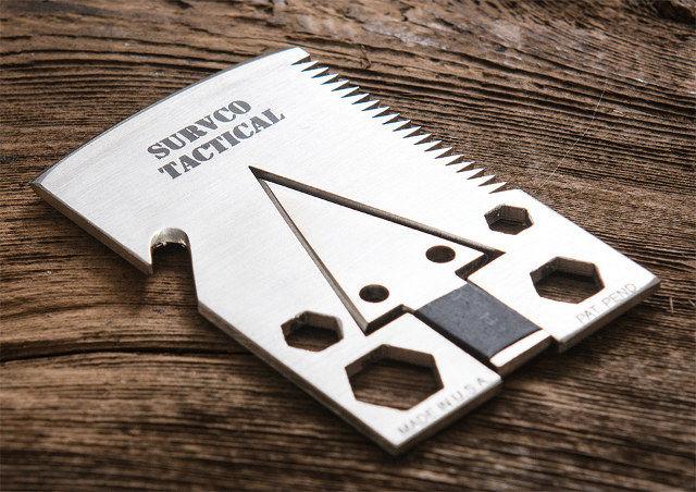 Miniature Versatile Axes