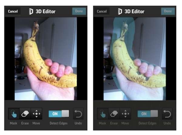 Social 3D Photo Apps