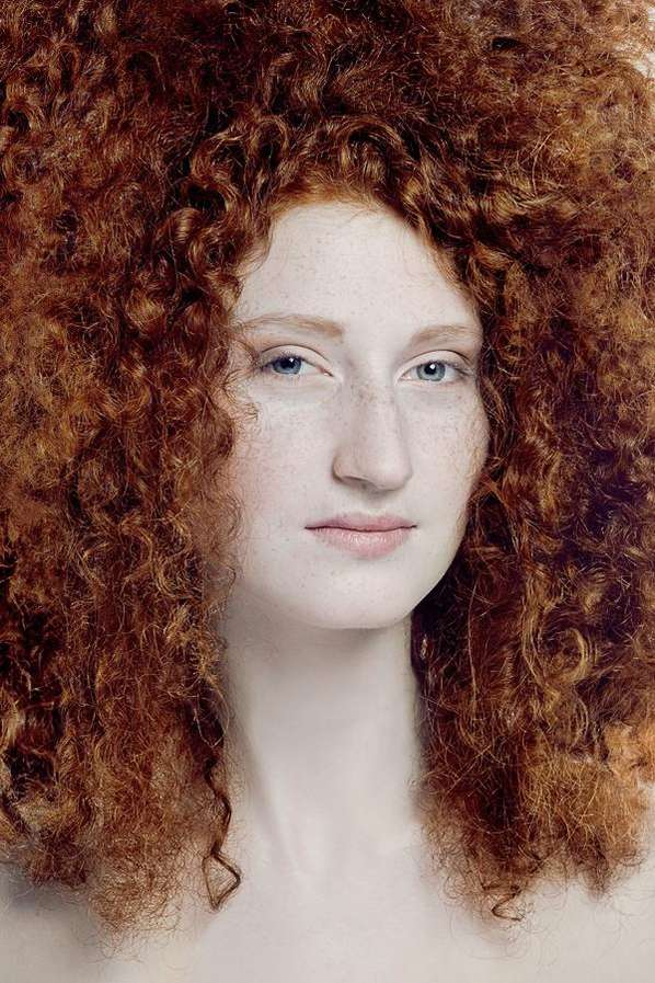 Real Redhead Portrayals