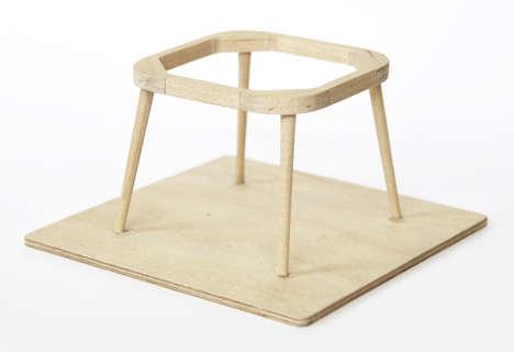 Exposed Reversible Furniture
