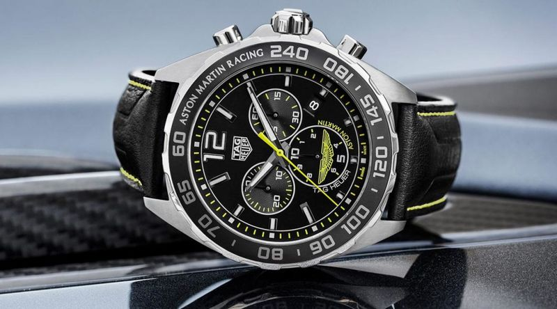 Performance Car-Inspired Timepieces