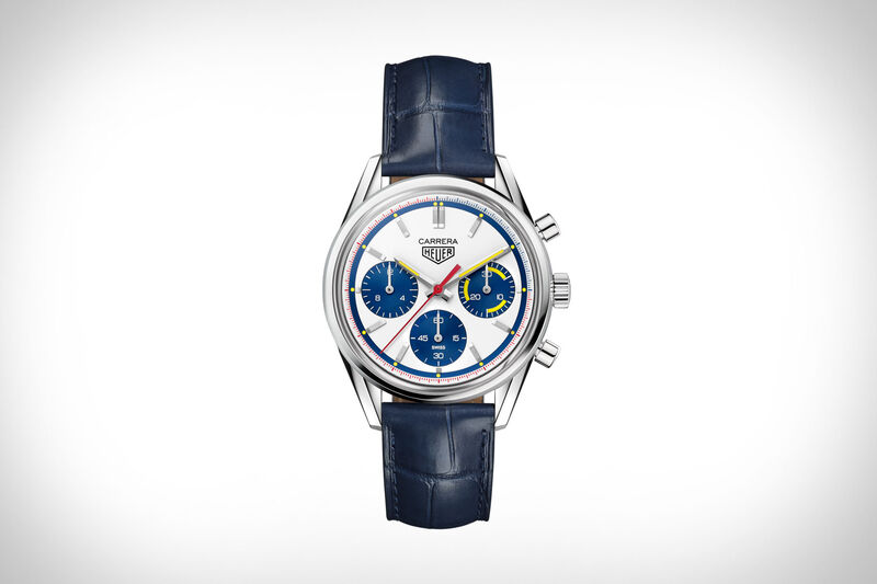 High-End Anniversary Timepieces