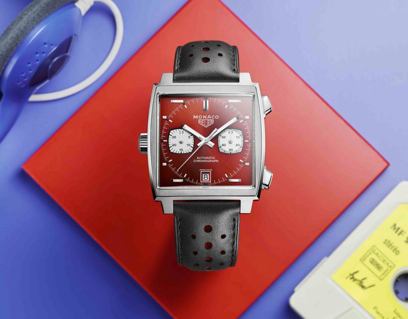 Special Edition 80s-Inspired Timepieces