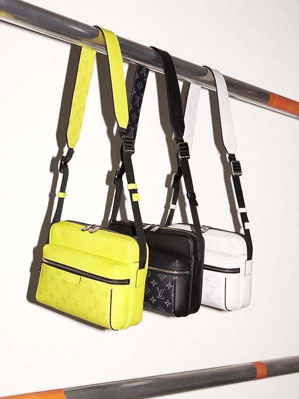 Monogram Leather Accessories