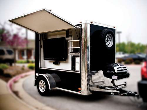 Tailgate Trailers