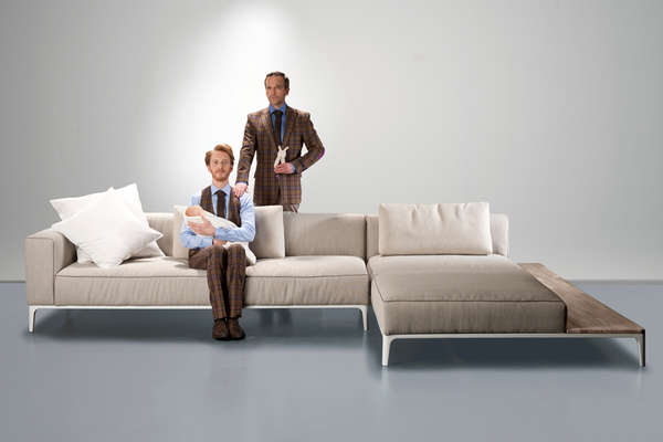Contemporary Modular Sofas : tailor made sofa