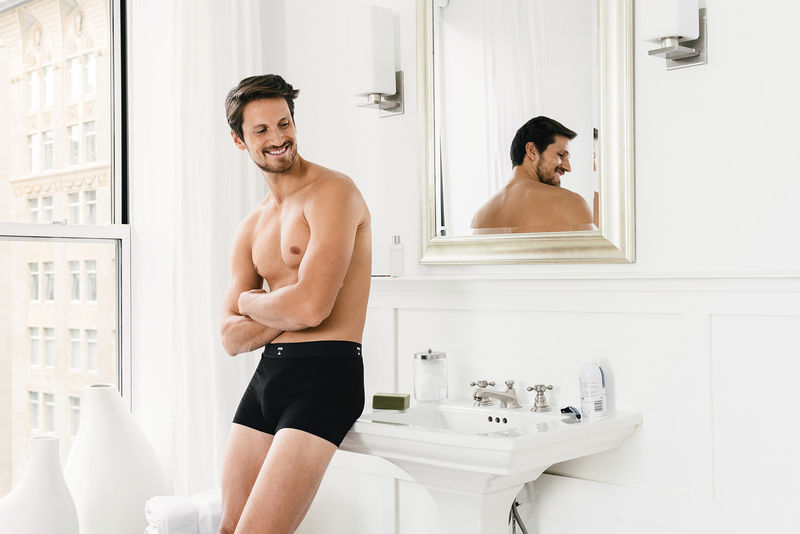 Custom-Tailored Underwear - Nic Tailor Lets Men Create Undergarments That Fit Them Exactly (TrendHunter.com)