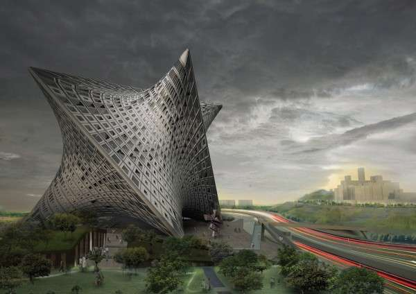Collapsing Cube Architecture
