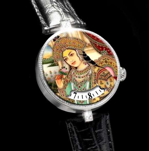 Taj Mahal Timepieces
