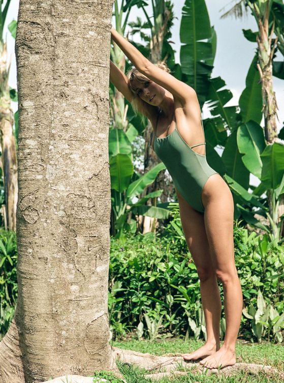 Fully Sustainable Swimwear