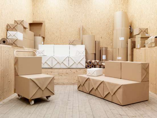 Shipping Parcel Furniture