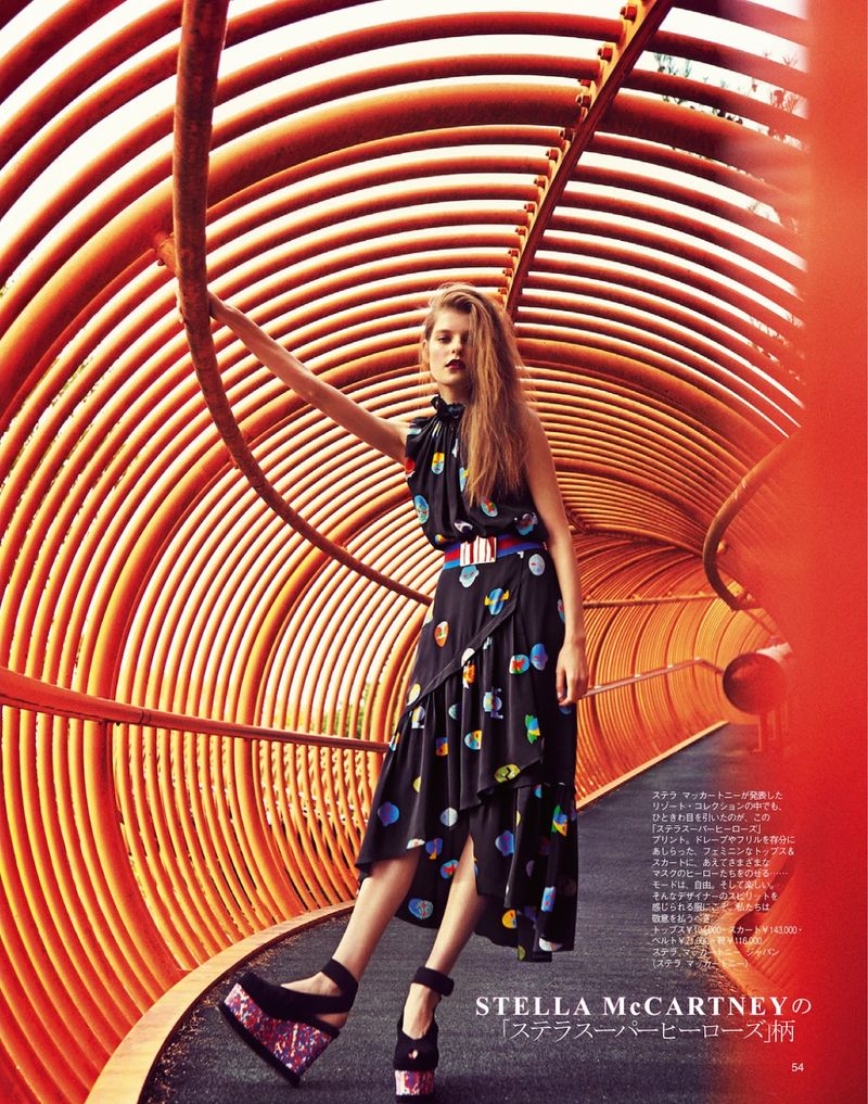 Chaotically Patterned Editorials